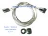 Garador Cables and Roller Wheels Repair Kit