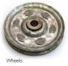 Filuma Pulley Shreave Wheel