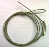 Lock Cable for Double Doors 2.5m