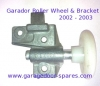 Garador G3 Roller Bracket and Wheel Assembly