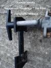 Henderson Doric Garage Door Handle