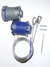 Wessex CD Pro and Safelift Pulley Drums and Cables