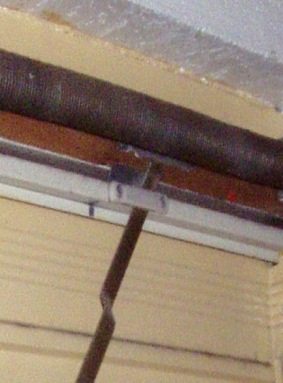 Henderson Lock Rod Keep Garage Door Spares