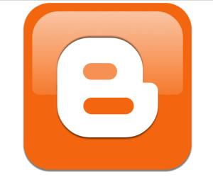 Blogspot Logo